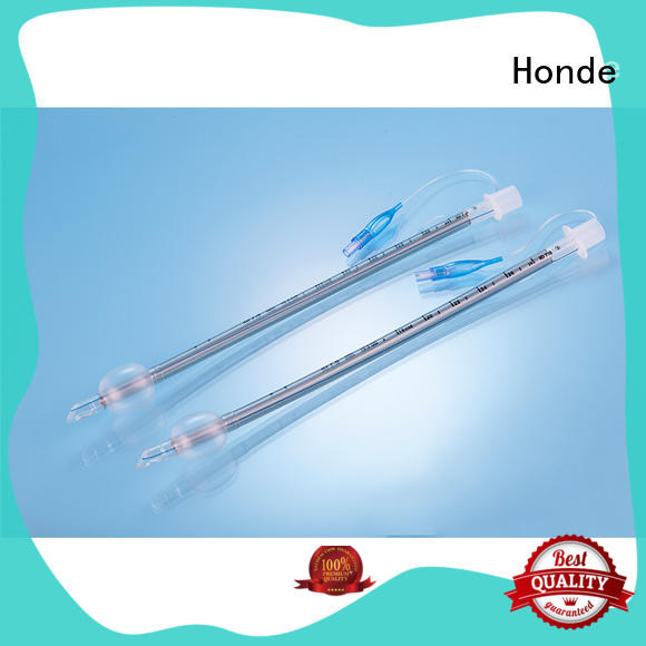 Honde standard oral endotracheal tube factory for first aid