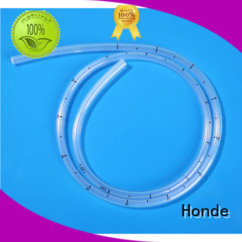 Honde double silicone foley catheter for surgery laboratory