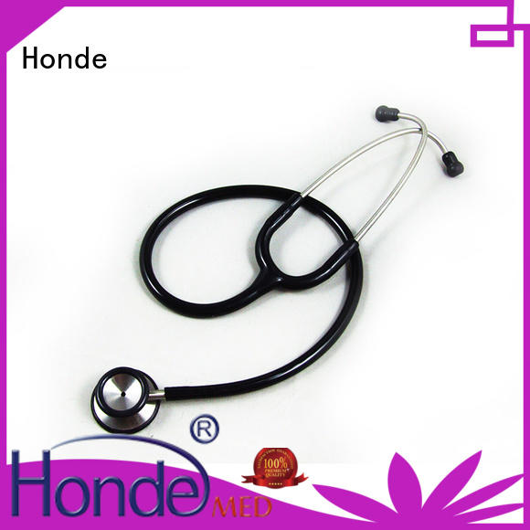 Stainless Steel Adult Stethoscope