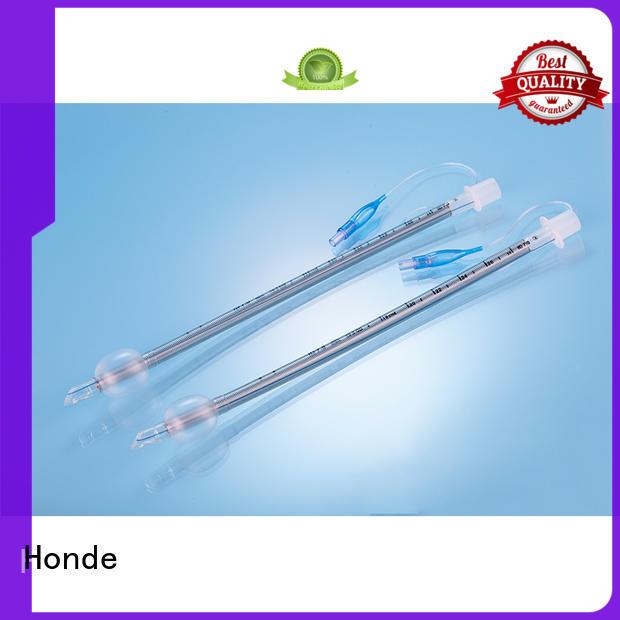Custom reinforced endotracheal tube standard for business for clinic