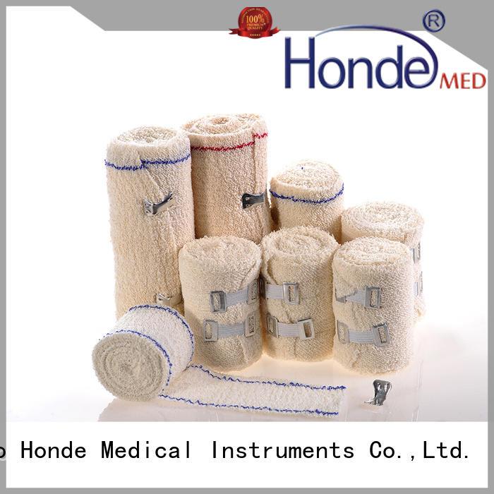 bandage wound care dressings crepe for hospital Honde