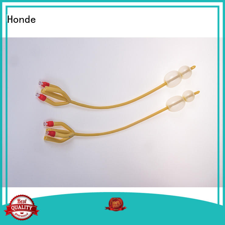Top way foley catheter catheterenclosed factory for clinic