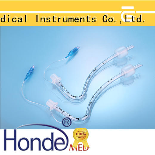 Honde disposable uncuffed endotracheal tube supply for hospital